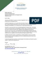request tenure larry medwetsky 2017