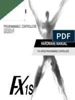 FX1S HardwareManual JY992D83901-P