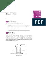 electrochemistrry