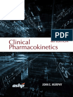 Murphy John E Clinical Pharmacokinetics