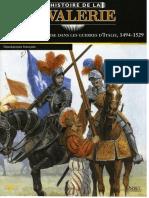 HCV 24 La Cavalerie Francaise Dans Les Guerres d'Italie 1494-1529