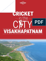 Cricket in the City Visakhapatnam