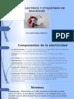 Presentacion N° 13 Bloqueo Electrico y Etiquetado de Seguridad