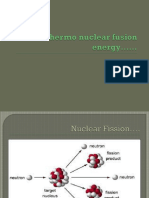 Nuclear Fusion 4class
