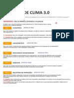 Pesquisa de Clima Organizacional 3.0-Demo