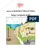 Medición Desviación en Taladros de Tronadura-InGETROL