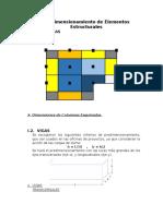 347260521 Predimensionamiento de Elementos Estructurales