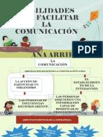 Habilidades Para Facilitar La Comunicación