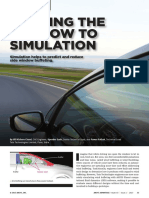 Opening the Window to Simulation AA V9 I2