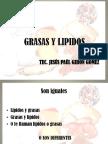 5 Clase-macro Nutrientes- Grasas