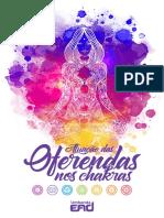 Oferendas Chakras