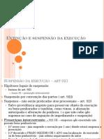 Semana VII extinção e suspensão da execução.pptx