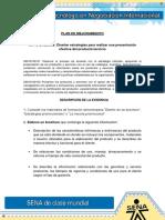 AA 15 Ev. Diseñar Estrategias Para Realizar Una Presentación Efectiva Del Producto- Servicio (1)