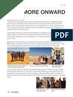 Onward Newsletter 3