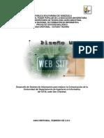 Ejemplo. Desarrollo de PROYECTO_WEB_IUTAI.pdf