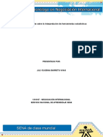 Evidencia 7 Reporte Sobre La Interpretación de Herramientas Estadísticas