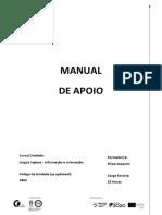 Manual Apoio3642