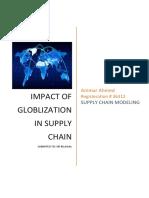 Impact of Globization on Sc