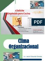 5.Clima Organizacional