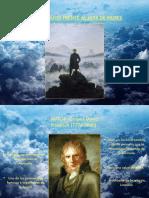Trabajo Del Caminante Frente Al Mar de Nubes PDF