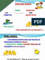 Dialogul Clasa 2