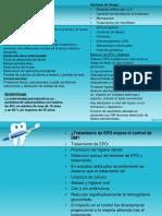 EPO y DM Patologia Oral