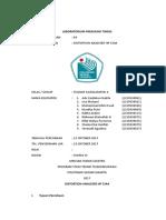 Laporan HF Distortion Analyzer