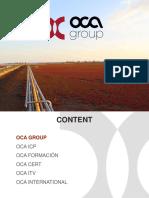 Presentacion Oca Group
