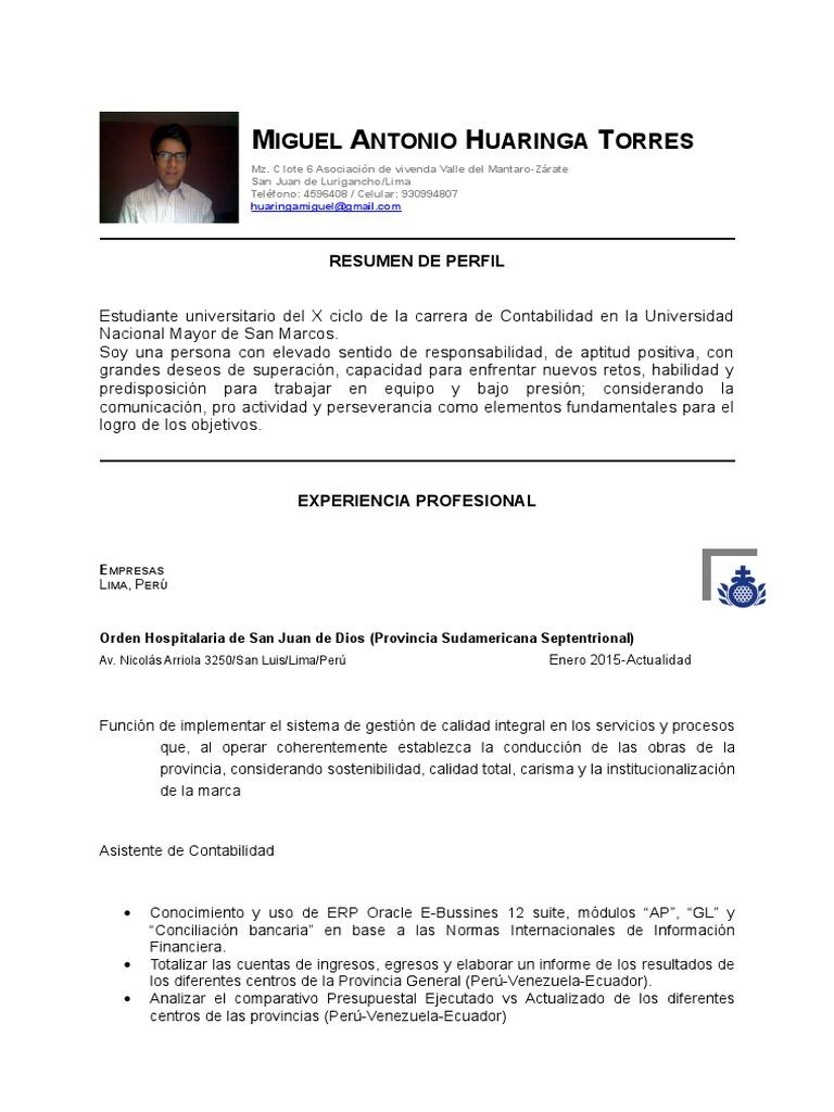 Cv Actualiza Do