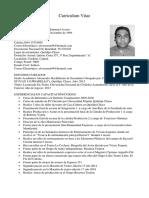 Curriculum Alvaro Acosta