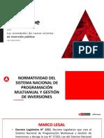 Ix Convencion Macrorregional Invierte.pe Karla Gaviño