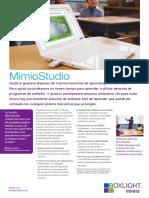 MimioStudio Esp Min