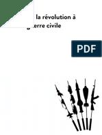 Le Conflit Syrien Pour Les Nuls I de La Revolution a La Guerre Civile FR