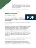 La Norma Internacional ISO 1400
