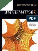 [Mathematica]The Mathematica® Book 5th ed - Stephen Wolfram (2003)