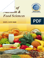 Nutrition Food Sciences