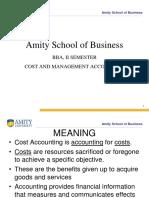 C & M Accounting Module 1A