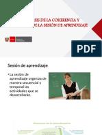 Sesion de Aprendizaje_coherencia y Pertinencia