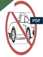 Mobil Dilarang