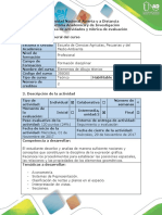 Guía de Actividades y Rúbrica de Evaluación - Fase 4 - Realizar La Representación Gráfica de Las Figuras Planteadas en El Anexo 2