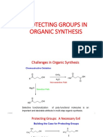 Protecting Groups in Organic Synthesis