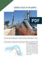 ERKE Group, Soilmec SR-70 Cased Augered Piles