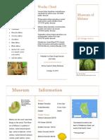 melon museum final brochure