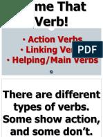 Name That Verb