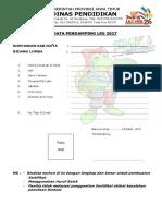 Biodata Pendamping Lks
