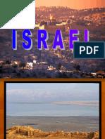 Ancient Ruined Walls of Masada and Dead