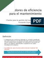 Indicadores Eficiencia Mantenimiento v1