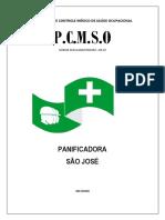 Pcmso Panificadora São José