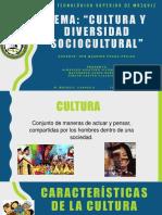 Cultura y Diversidad Sociocultural