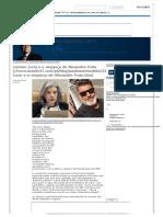 Carmen Lucia e a Vingança de Alexandre Frota _ Brasil 24_7